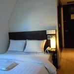 ドゥロス ホテル ダブルルーム客室