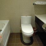 ドゥロス ホテル 浴室
