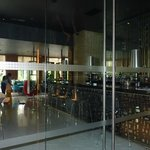 lobby bar in the new building