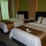 Twin beds, executive room, new building