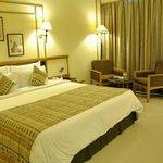 Junior suites bed