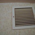Ventilator im Bad