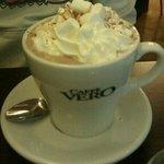 Delicious hot chocolateyness!