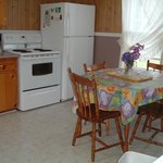 Kitchen in Guest House