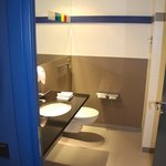 Clean Stylish Bathroom 2