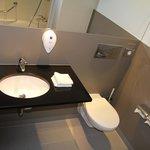Clean Stylish Bathroom 1