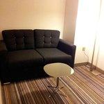 Entrée avec sofa