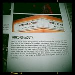 Photo of WORD OF MOUTH