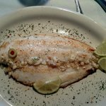 Delicately Seasoned, Perfectly Cooked Citrus-Garlic Flounder