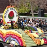 Rose bowl Floats
