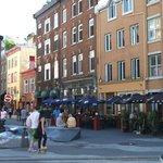 Place de la FAO, rue St-Paul