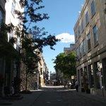 La rue St-Pierre
