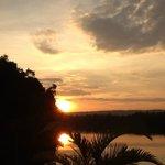 The Tatai River Sunset