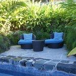 Water garden secret pools