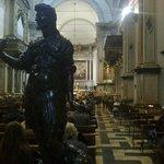 Interni -Chiesa di S.Giorgio in Braida-Verona