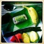 Thailändische Köstlichkeiten zum Frühstück