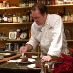Chef John at Work