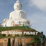 Big Buddha and me