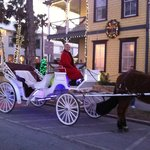 Sunset Carriage Ride