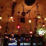 Interior of Cafe Gallipoli