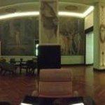 Лобби бар отеля.Тихо и красиво