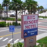"Our stay at the ""Ritz"""