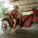 el coche en el cual Garcia Marquez se transporto la ultima vez que visito a Aracataca