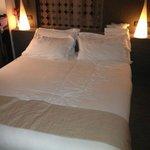 Säng i rum 2 (lägenhet)
