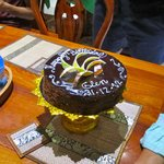Birthday celebration at Okay1.