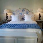 repare na decoração desta cama !