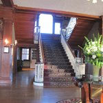 Lobby of the Stanley Hotel