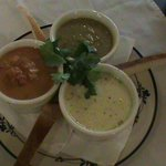The Trilogy: Three Organic Soups Home Made Daily