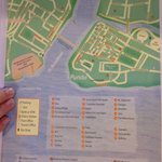 Willemstad Map (Near Hotel) 1 of 2
