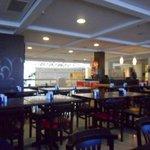 Restaurante cafe da manha incluido na diaria