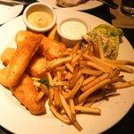Halibut & Chips