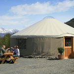 The Yurt is where you find the best food and drinks in the area