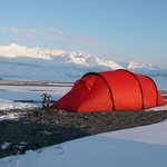 Remote base camps and climber support available