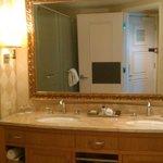 Bathroom Mirror with TV embedded