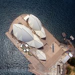 Opera House from above