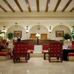Ресепшен отеля