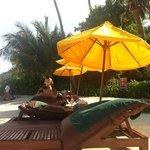 spiaggia vicino bar