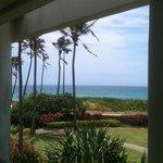 ocean view king premium suite view