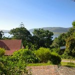 view on Knysna bay
