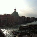 La vista su Canal Grande