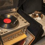 record player and ilach