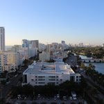 Collins Avenue - View from balcony
