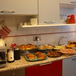cucinetta colazione