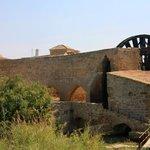 Molino de agua del Monasterio de Rueda