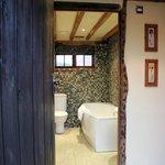 Russet Bathroom/Entrance