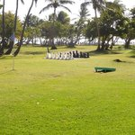 Giant Chess - this is on private island, and there's also one poolside at El Conquistador